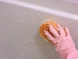 お風呂掃除の簡単なやり方
