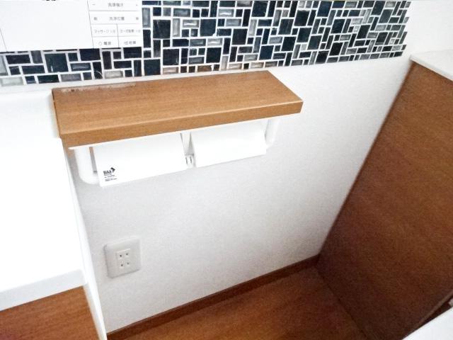 トイレのコンセント