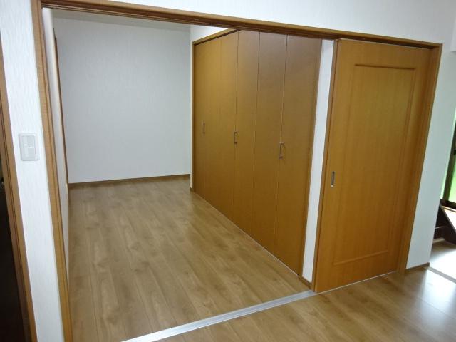 寒い和室を洋室にして、暖かくて掃除しやすい部屋にする工事 | 愛知県新城市Ⅰ様