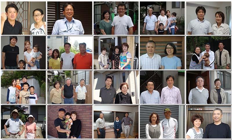 豊橋、豊川のリフォーム店 株linkerのお客様写真