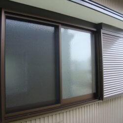 部屋の冷気を作る原因の窓