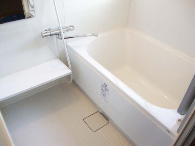 在来工法の浴室をシステムバスに